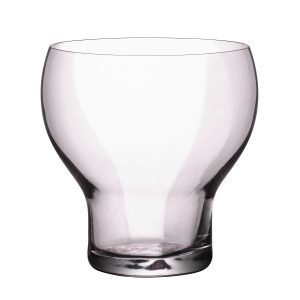 Kosta Boda Magic Crystal Tumbler Vaaleanpunainen