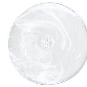 Kosta Boda Mine valkoinen asetti Ø 20 cm