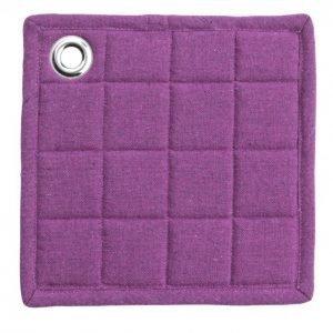Kotikulta Purple Patalappu 22x22 Cm