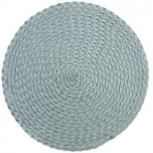 Kotikulta Tabletti Pyöreä Turkoosi 38cm