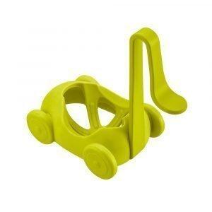 Koziol Buggy Munakuppi Mustard Green 2-Pakkaus