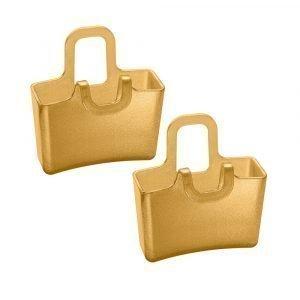 Koziol Carryall Minikuppi Lilli Golden Pearl 2-Pakkaus