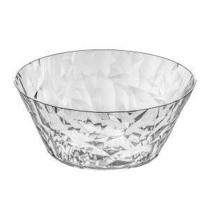 Koziol Crystal 2.0 Salaattikulho Kirkas 3