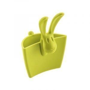 Koziol Hazel Mini Cup Carryall Sinapinvihreä