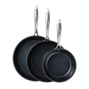 Kyocera Keraaminen Paistinpannu Musta 26 Cm