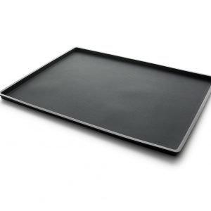 Lékué Classic Silikonimatto Musta 40x30 Cm