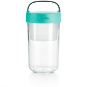 Lékué Jar To Go Purkki Turkoosi 600 Ml