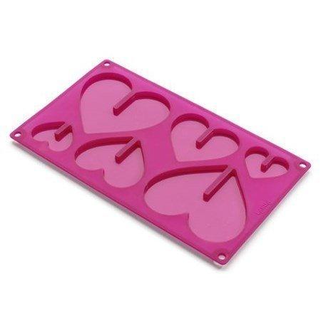 Lékué Leivontavuoka 3D sydän