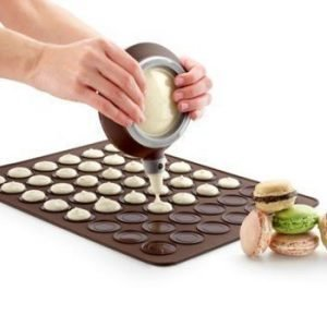 Lékué Macaron-leivontasetti
