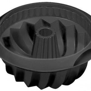 Lékué silikoni syvä torvivuoka 22 cm musta