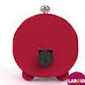 Laboul mat red- BiB-dispenseri muovia