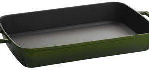 Lava Uunivuoka 22X30 cm vihreä