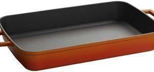 Lava Uunivuoka 22X30cm oranssi