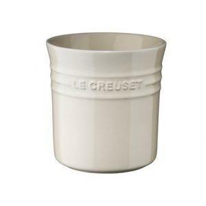 Le Creuset Aterin & Keittiövälinesäilytys 2 L Creme