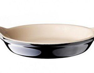Le Creuset Créme brûlée -uunivuoat musta 13 cm