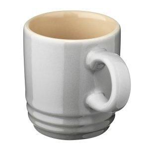Le Creuset Espressokuppi Mist Gray 7 Cl