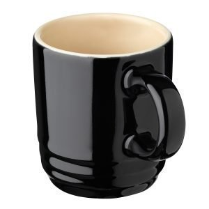 Le Creuset Espressokuppi Musta 7 Cl