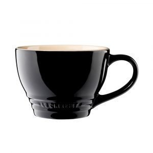 Le Creuset Jumbokuppi Shiny Black 40 Cl