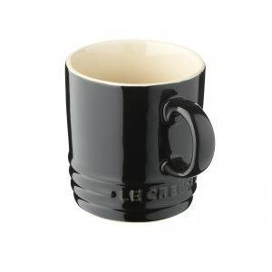 Le Creuset Kahvimuki Black 20 Cl