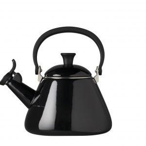 Le Creuset Kone Vesipannu Viheltävä Black 1.6 L