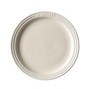 Le Creuset Middagstallrik 27 cm Pearl