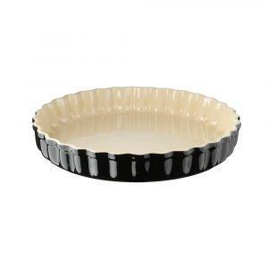 Le Creuset Piirakkavati Shiny Black 28 Cm