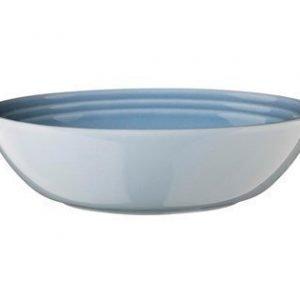 Le Creuset Syvä Lautanen 18 cm Coastal Blue