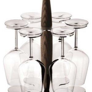 Legnoart Happy Hour Viinilasiteline 6 viinilasille