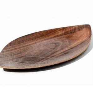 Legnoart Leaft LT-11 tarjotin pähkinäpuu