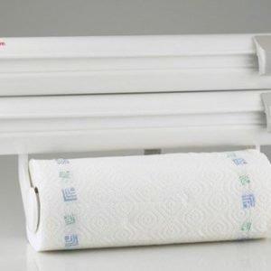 Leifheit Talouspaperiteline Rolly-Mobile Valkoinen