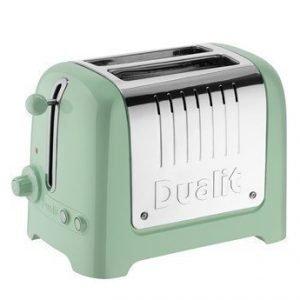 Leivänpaahdin Dualit LITE Pastelli Pistache 2 viipaletta