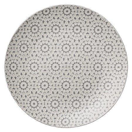 Lene Bjerre Abella Cement lautanen 27 cm