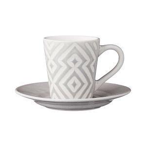 Lene Bjerre Abella Espressokuppi Creme 12x7 Cm
