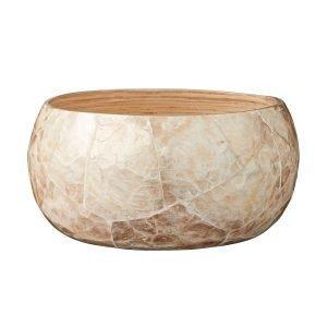 Lene Bjerre Adina Kulho Nature / Bamboo 20x10 Cm