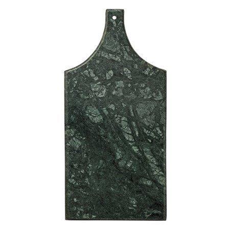 Lene Bjerre Leikkuulauta marmori vihreä 45x15x1cm