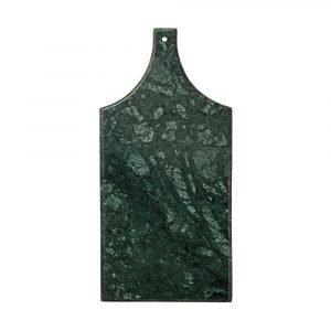 Lene Bjerre Marble Leikkuulauta Vihreä 35x16