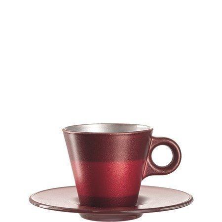 Leonardo Espressokuppi Punainen