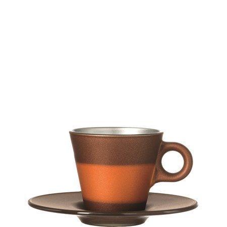 Leonardo Espressokuppi Ruskea