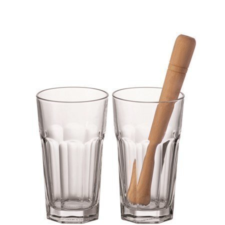 Leonardo Rock Drink/Bar-setti 3 osaa