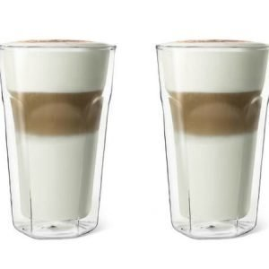 Leopold Vienna Double Walled Glass Latte Macchiato 350ml