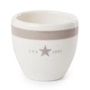 Lexington Earthenware Mini Kopp Beige 5 Cm