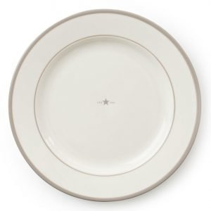 Lexington Earthenware Ruokalautanen Beige 27