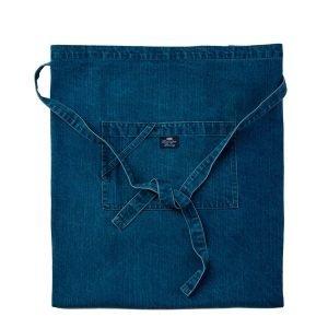 Lexington Icons Jeans Esiliina Puuvilla Sininen 80x85 Cm
