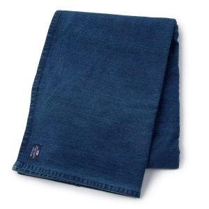 Lexington Icons Jeans Pöytäliina Puuvilla Sininen 150x250 Cm
