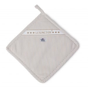 Lexington Icons Oxford Striped Patalappu Beige