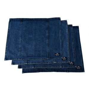 Lexington Living Jeans Pöytätabletti 40x50 Cm