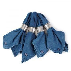 Lexington Living Jeans Servetti 50x50 Cm