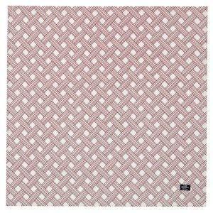 Lexington Printed Lautasliina Punainen 50x50 Cm