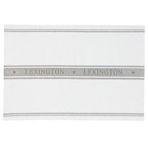 Lexington Star Keittiöpyyhe Valkoinen 50x70 Cm