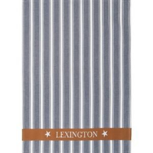 Lexington Striped Keittiöpyyhe Sininen Monivärinen 50x70 Cm